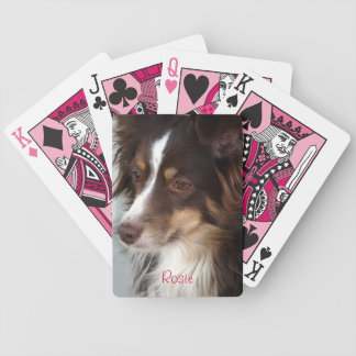 Mini Australian Playing Cards- personalize Bicycle Playing Cards