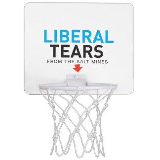 Mini Basketball Goal Liberal Tears  Funny Target Mini Basketball Hoop