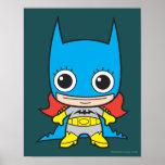 Mini Batgirl Poster