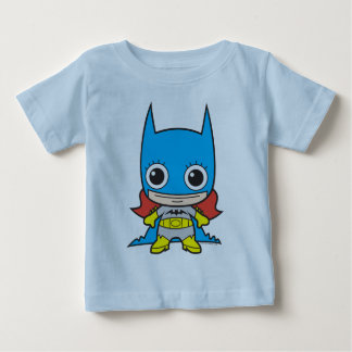 Mini Batgirl T-shirt Pour Bébé
