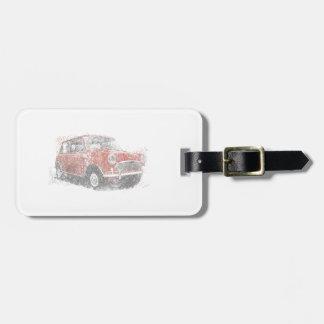 Mini (Biro) Luggage Tag