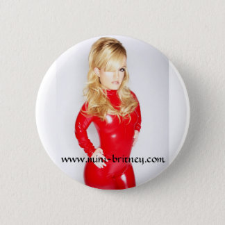 Mini-Britney Flair 2 Inch Round Button