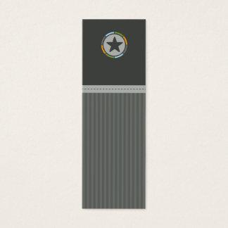 MINI BUSINESS CARD :: lonestar 1
