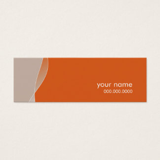 MINI BUSINESS CARD :: swishes 2