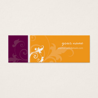 MINI BUSINESS CARD :: verve 2
