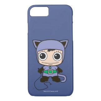 Mini Cat Woman iPhone 7 Case