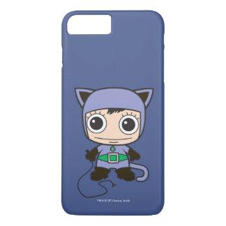 Mini Cat Woman iPhone 7 Plus Case