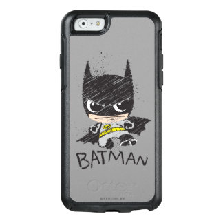 Mini Classic Batman Sketch OtterBox iPhone 6/6s Case