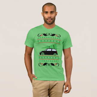 Mini Cooper Christmas 2 T-Shirt