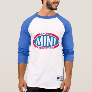 Mini Cooper Raglan shirt
