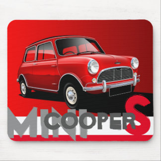 Mini Cooper S Mouse Mat
