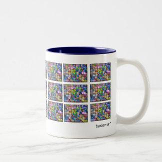 Mini Cubes Galore Mugs