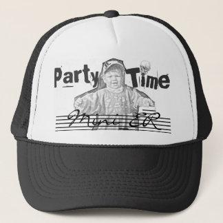 Mini_ER party time Trucker Hat