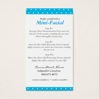 Facial Business Cards and Business Card Templates | Zazzle Canada