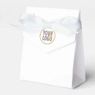 Mini Favour Gift Bag with Ribbon Custom Logo & Favor Box