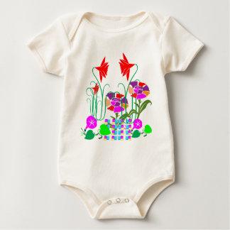 Mini Garden : Flower Arrangement Baby Creeper