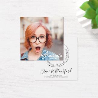 Mini Graduation Announcements   Business Cards