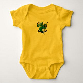 Mini Hornet Gear Baby Bodysuit