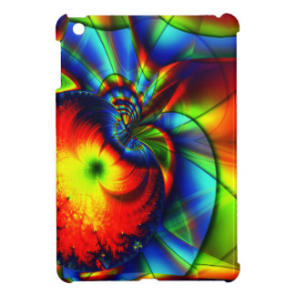 Mini iPad Case Fractals