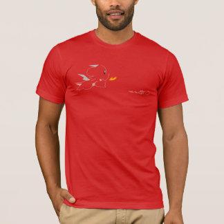 Mini(mal) Dragon T-shirt - by Mafai.the.Dragon