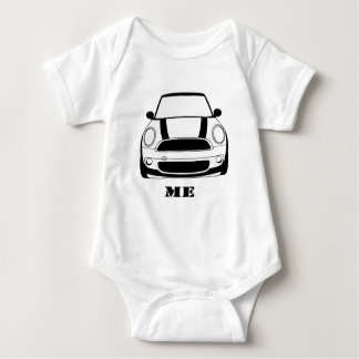 MINI Me Kids Baby Bodysuit