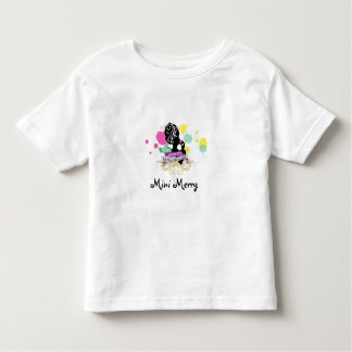 Mini Merry toddler tee