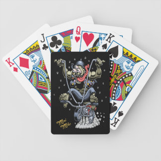 Mini Mike Bicycle Playing Cards