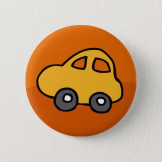 Mini Mini Car 2 Inch Round Button