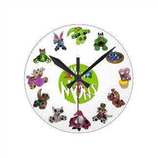 Mini Mons Clock