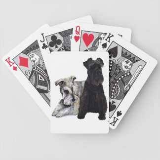Mini Schnauzer Cards