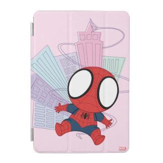 Mini Spider-Man & City Graphic iPad Mini Cover