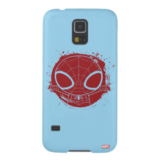 Mini Spider-Man Grunge Graphic Galaxy S5 Covers
