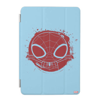 Mini Spider-Man Grunge Graphic iPad Mini Cover