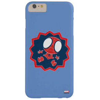 Mini Spider-Man in Callout Graphic Barely There iPhone 6 Plus Case