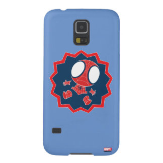 Mini Spider-Man in Callout Graphic Cases For Galaxy S5