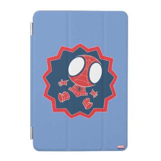 Mini Spider-Man in Callout Graphic iPad Mini Cover