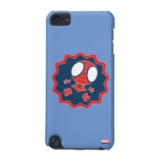 Mini Spider-Man in Callout Graphic iPod Touch 5G Case