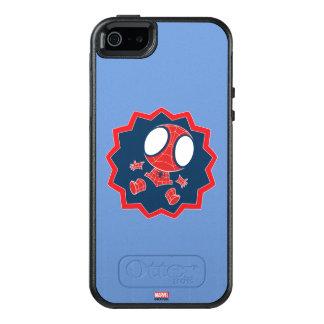 Mini Spider-Man in Callout Graphic OtterBox iPhone 5/5s/SE Case