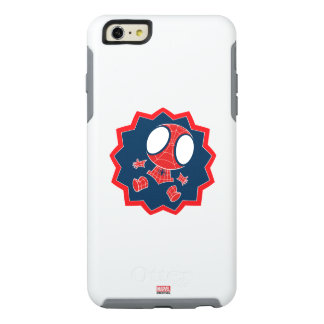 Mini Spider-Man in Callout Graphic OtterBox iPhone 6/6s Plus Case