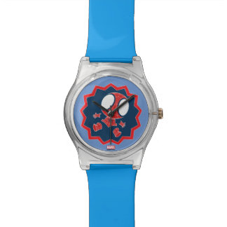 Mini Spider-Man in Callout Graphic Watches
