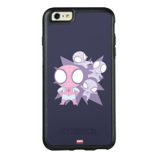 Mini Spider-Man Poses OtterBox iPhone 6/6s Plus Case