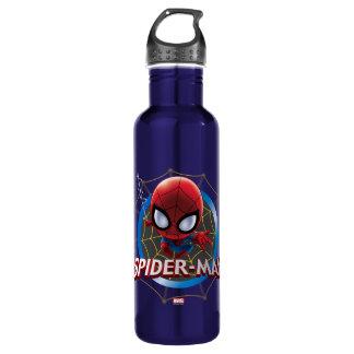 Mini Stylized Spider-Man in Web