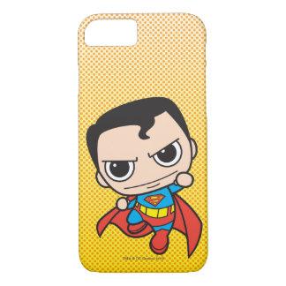 Mini Superman Flying 2 iPhone 7 Case