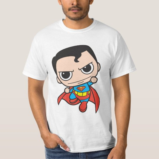 Mini Superman Flying T-Shirt
