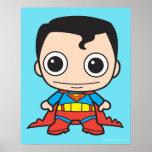 Mini Superman Poster