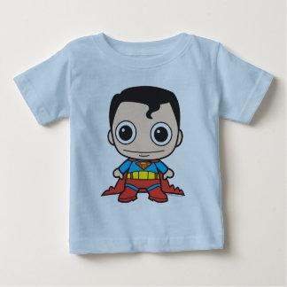 Mini Superman T-shirt Pour Bébé