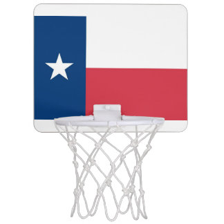 Mini Texas Flag Hoops