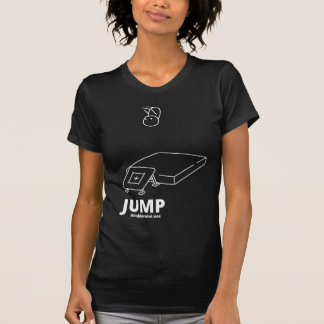 Mini Trampoline JUMP Shirt dark