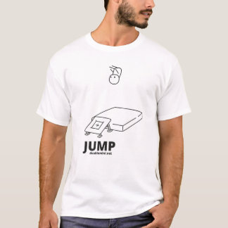 Mini Trampoline JUMP shirt light