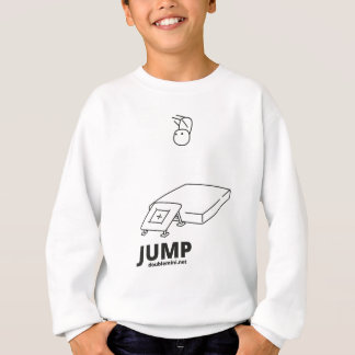 Mini Trampoline JUMP Sweatshirt